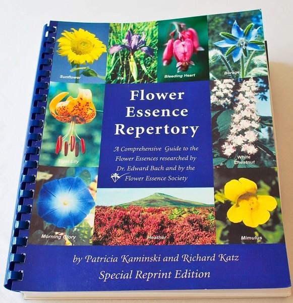 Fes Flower Essence Repertory Workbook Flower Essence Selection